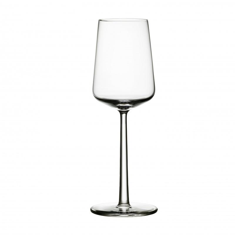 essence white wine glass set iittala. Black Bedroom Furniture Sets. Home Design Ideas
