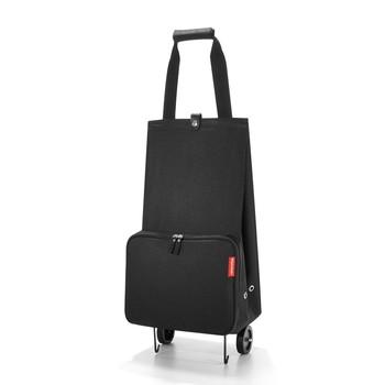 Reisenthel - Reisenthel foldabletrolley Einkaufstrolley - schwarz