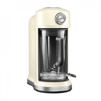 KitchenAid - Artisan 5KSB5080 Standmixer - creme/glänzend/mit magnetischer Kupplung/LxBxH 33x19x41cm/Behälter 1.75l