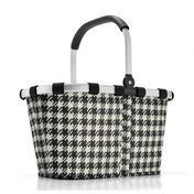 Reisenthel - Reisenthel Carrybag Einkaufskorb - fifties black