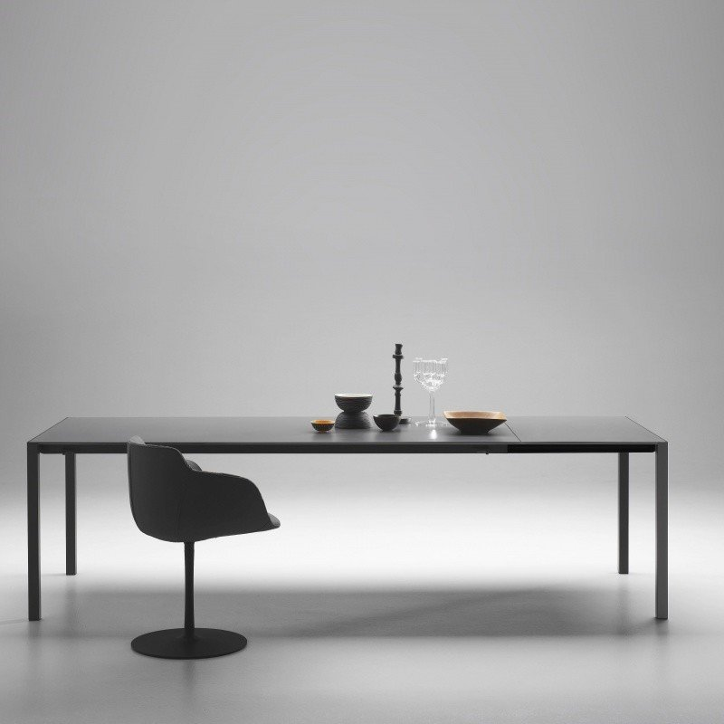 Merveilleux MDF Italia   Ext Table Extendable Table