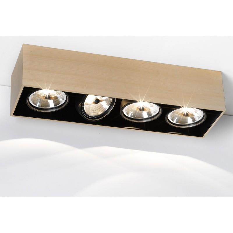 compass box 4 ceiling lamp flos. Black Bedroom Furniture Sets. Home Design Ideas