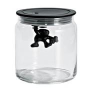Alessi - Gianni Küchendose aus Glas 0,7l
