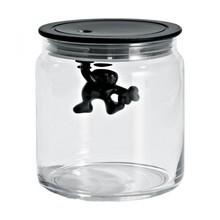 Alessi - Gianni voorraaddoos uit glas 0,7l