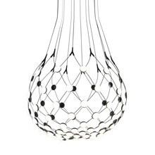 Luceplan - Mesh D86 LED Suspension Lamp Ø 80cm