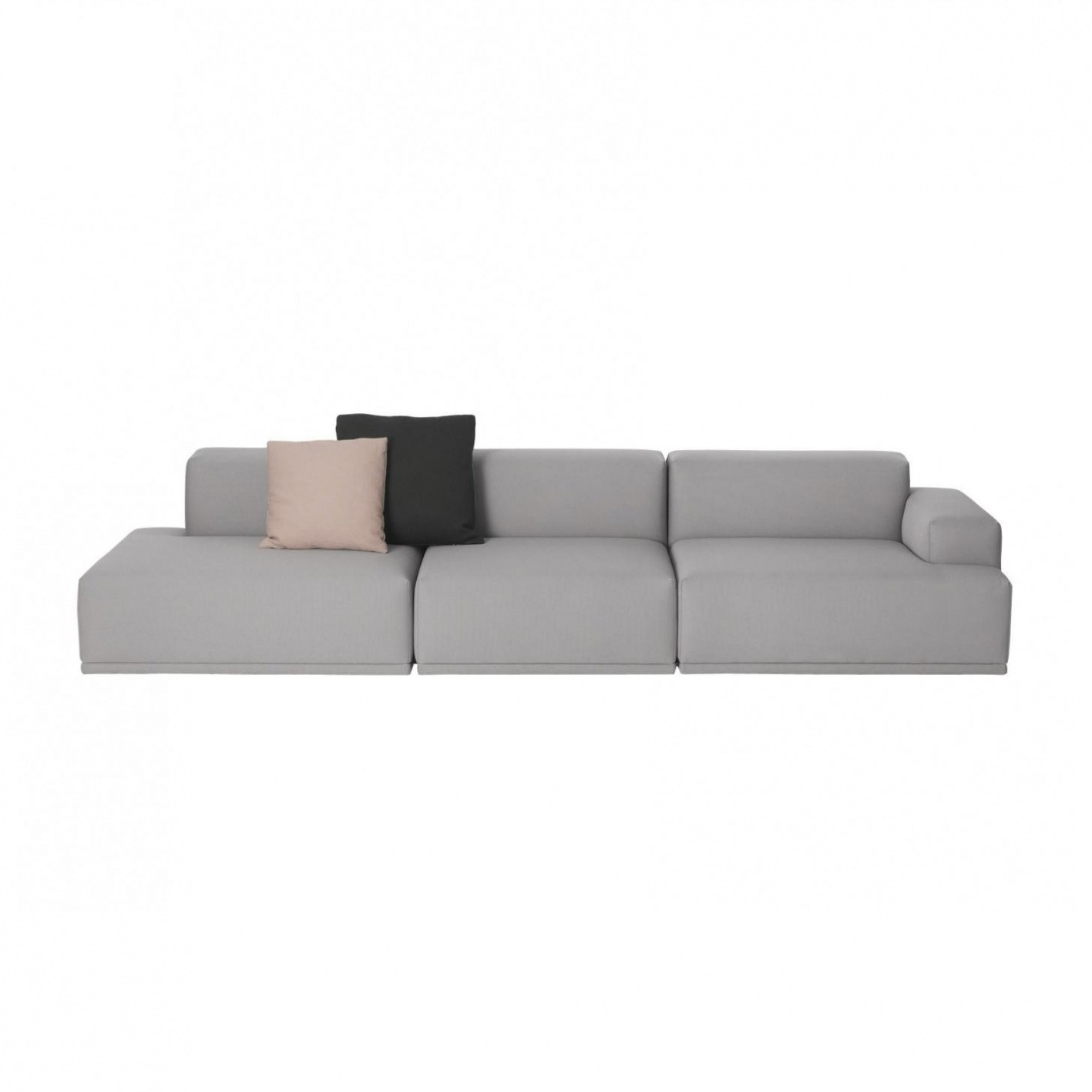 Muuto Connect Lounge 3 Seater Sofa