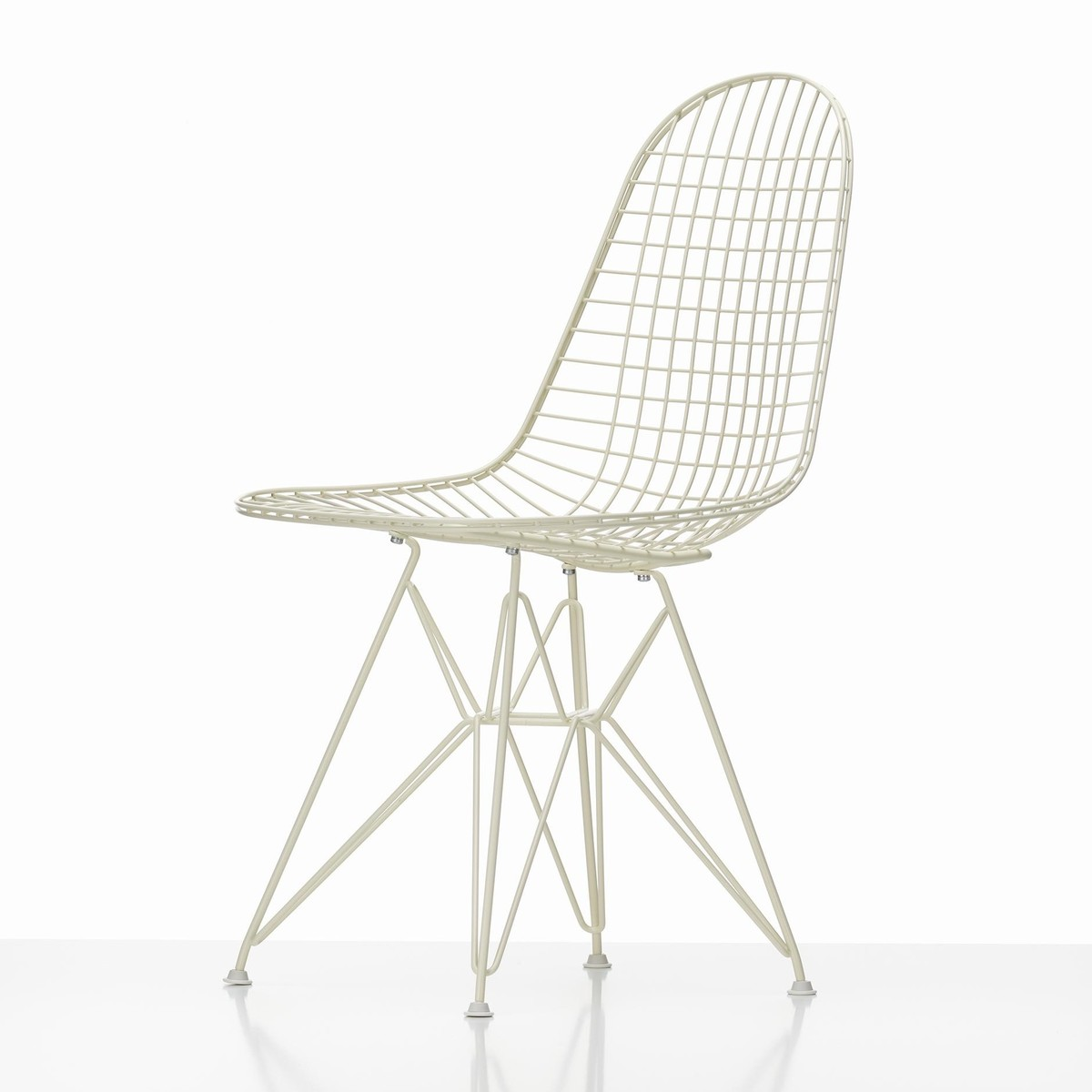 Eames wire chair dkr chaise 42cm vitra for Reedition chaise eames