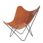 cuero: Hersteller - cuero - Pampa Mariposa Butterfly Chair Sessel