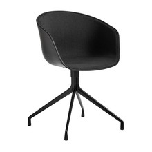 HAY - About a Chair 20 Swivel Chair Upholstered bla