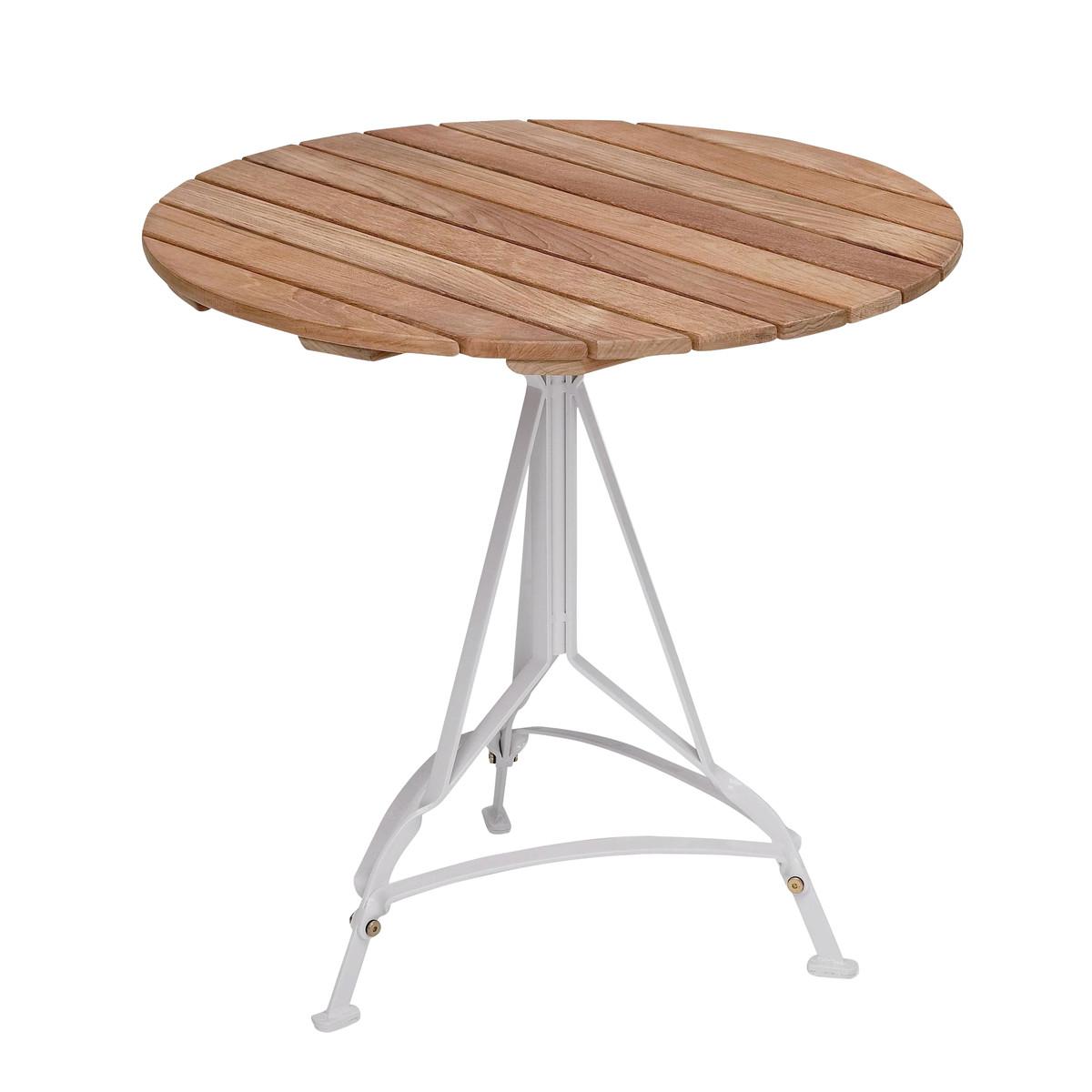 Gartentisch rund  Grenen Gartentisch rund | Skagerak | AmbienteDirect.com