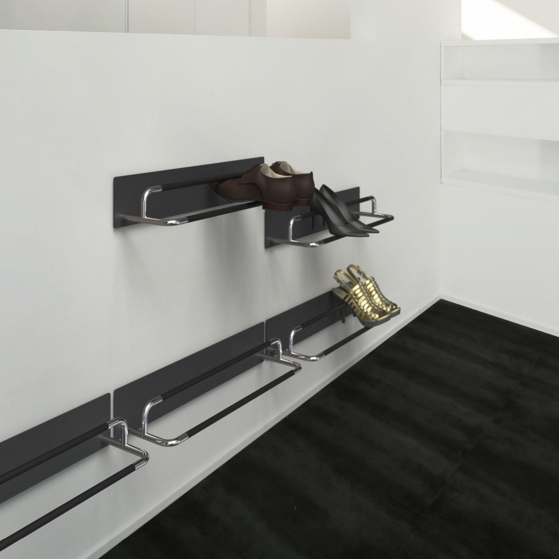 Schoenenrek 100 Cm.Frost Rada Shoe Shelf Ambientedirect