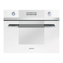 Smeg - Micro-ondes four encastrable SC45MC