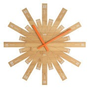 Alessi - Raggiante Wall Clock