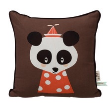 ferm LIVING - Posey Panda Kids Cushion 30x30cm