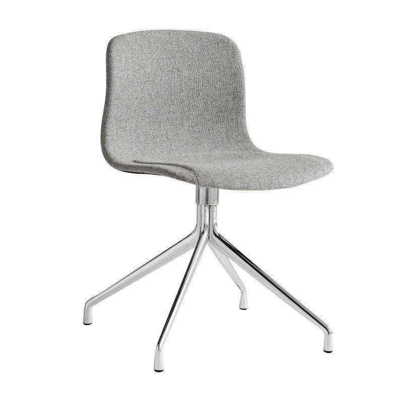 About a Chair 11 Chaise pivotante capitonnée HAY