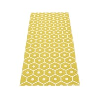 pappelina - Honey Plastic Rug 70x160cm