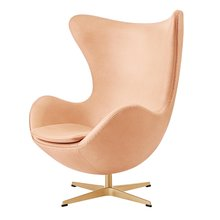 - Jubiläumsedition Egg Chair/Das Ei™ Loungesessel