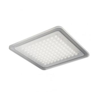 Nimbus - Modul Q100 LED Deckenleuchte - opal/2700 K/warmweiß extra/28x28cm/ohne Konverter