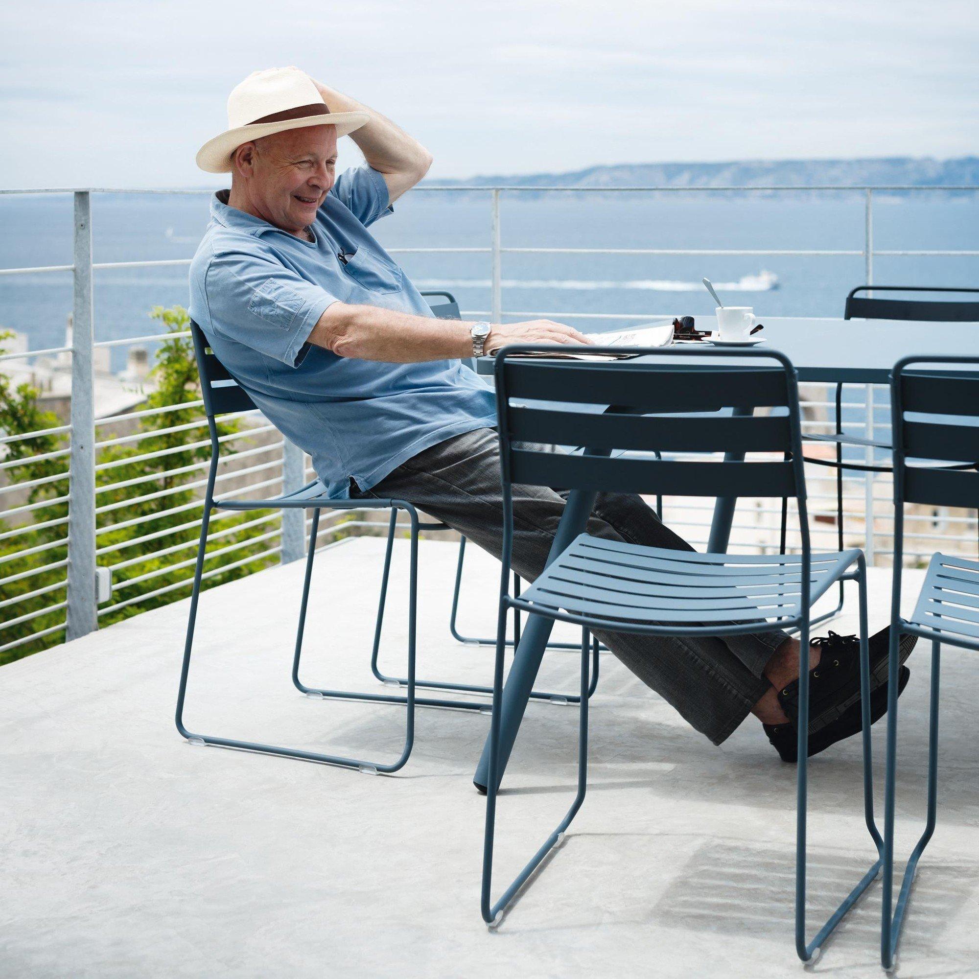 Fermob Surprising Lounger Sessel inkl. Fußablage | AmbienteDirect