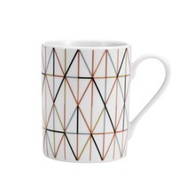 Vitra - Coffee Mug Grid Multitone - Tasse à Café