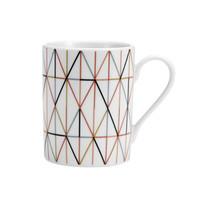 Vitra - Coffee Mug Grid Multitone Kaffeetasse