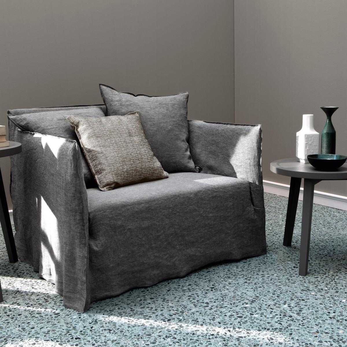 Ghost 09 lounge armchair gervasoni for Gervasoni furniture