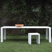 Zeus - Table de jardin Big Irony Outdoor 200x90cm