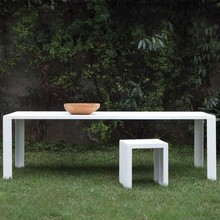Zeus - Big Irony Outdoor Gartentisch 200x90cm