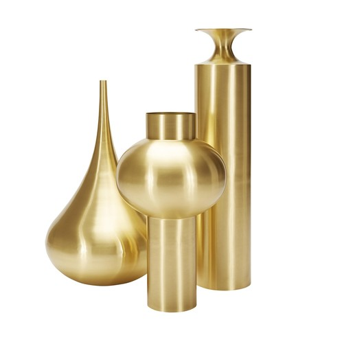 Tom Dixon - Beat Vessel Tall Vase 110cm