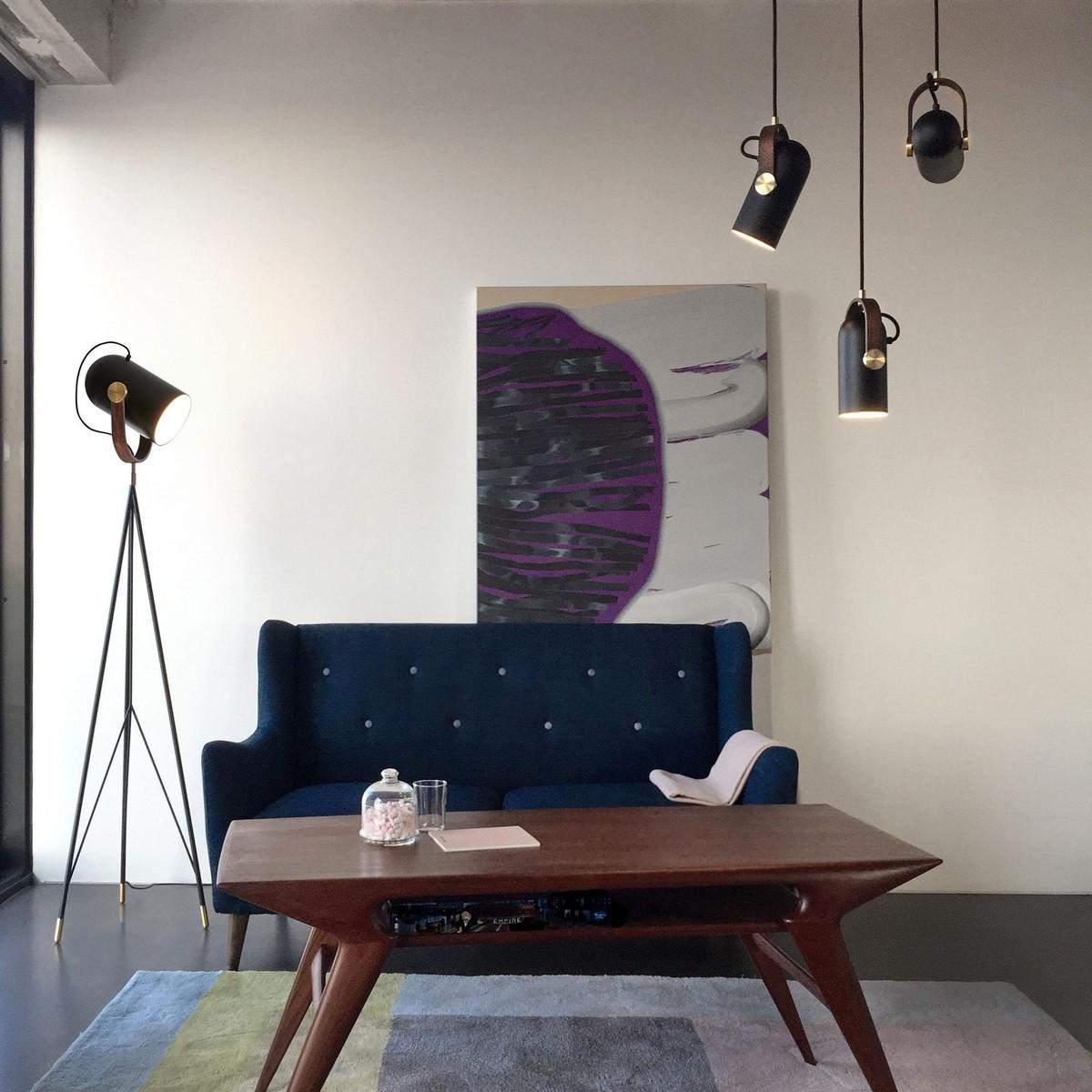 Carronade Floor Lamp High Le Klint Ambientedirect Com
