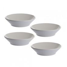 Alessi - Tonale - Set de 4 platos hondos