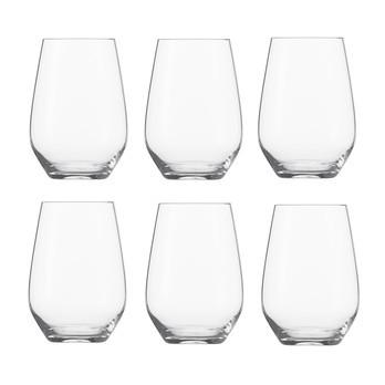 Schott Zwiesel - Vina Universalbecher / Trinkglas 6er Set - transparent/Tritan® Kristallglas/566ml/H: 12.7cm