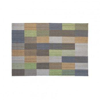 Nanimarquina - Blend 3 Wollteppich - mehrfarbig/Kilim: 100% afghanische Wolle/Dichte: 156.000 Knoten/m2/LxBxH 240x170x0.4cm/Gewicht:1.4 kg/m2