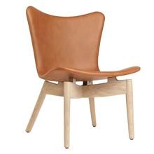 Mater - Shell Lounge-Sessel Eiche matt lackiert