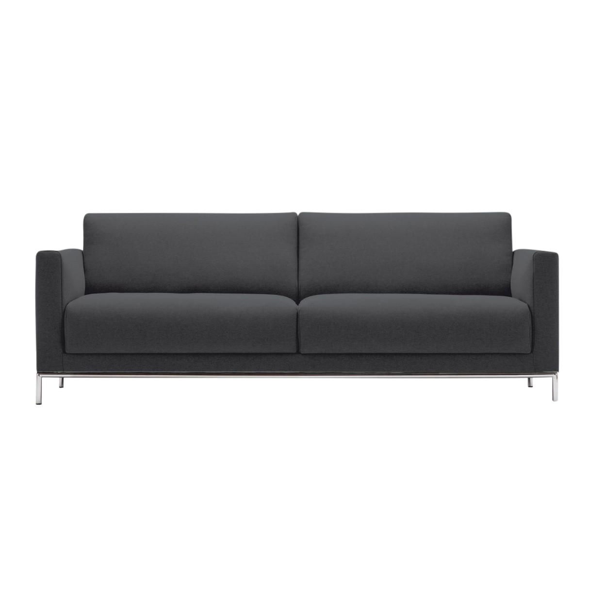Freistil 141 3 Seater Sofa Frame Chrome