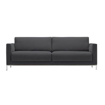 freistil Rolf Benz - freistil 141 3-Sitzer Sofa Gestell Chrom