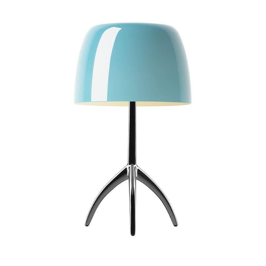 Foscarini   Lumiere Piccola Chrome Table Lamp With Dimmer ...