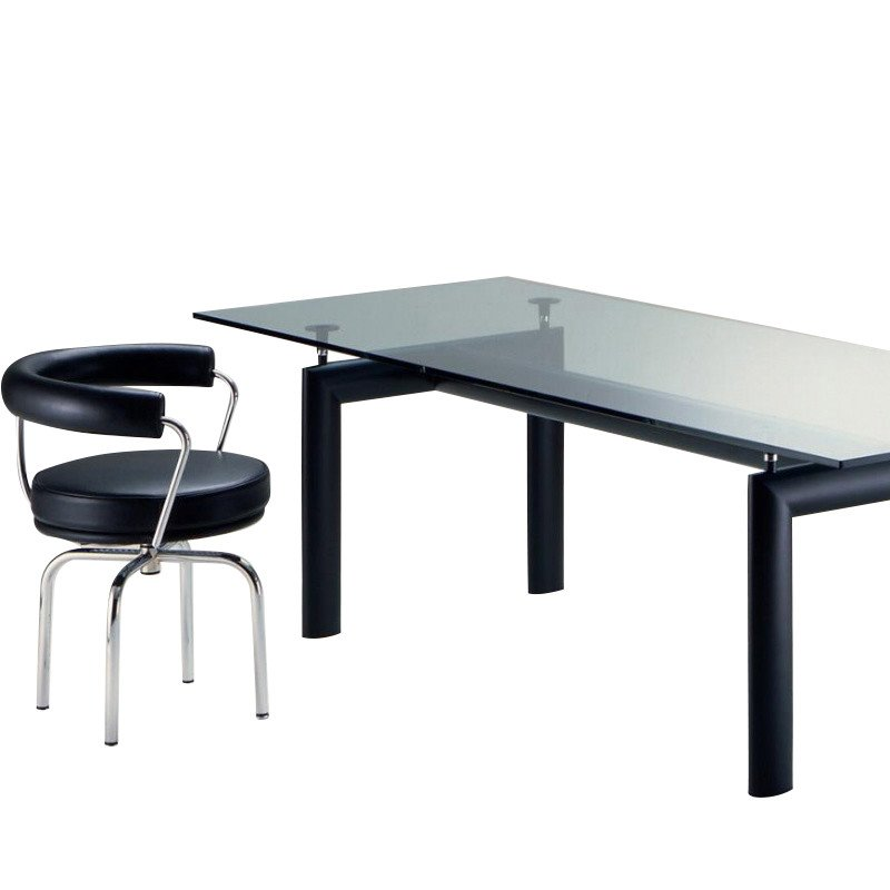 Delicieux Le Corbusier Lc6 Table Cina Ambientedirect