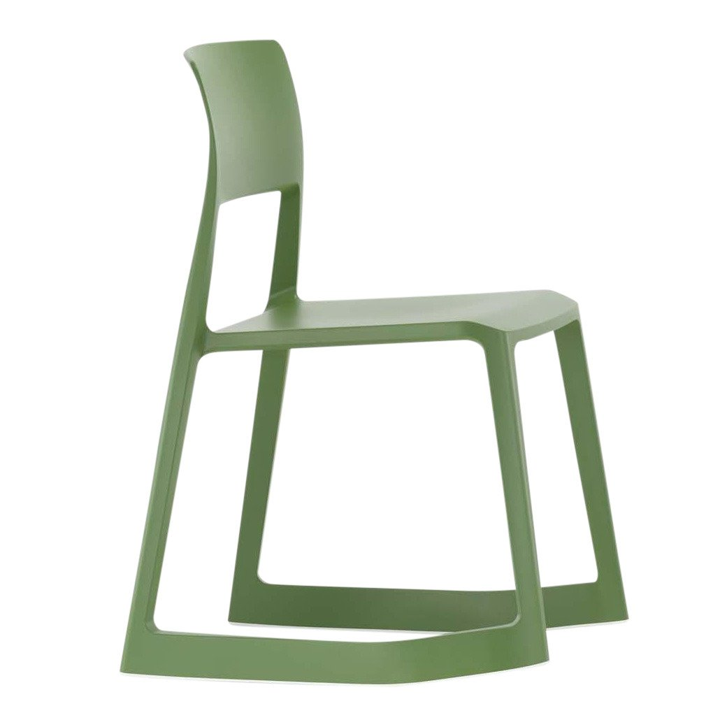 ... Vitra   Tip Ton Rocking Chair   Cactus Green