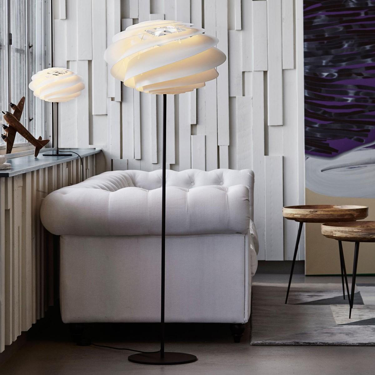 Le Klint Swirl Table Lamp H50cm Le Klint AmbienteDirectcom