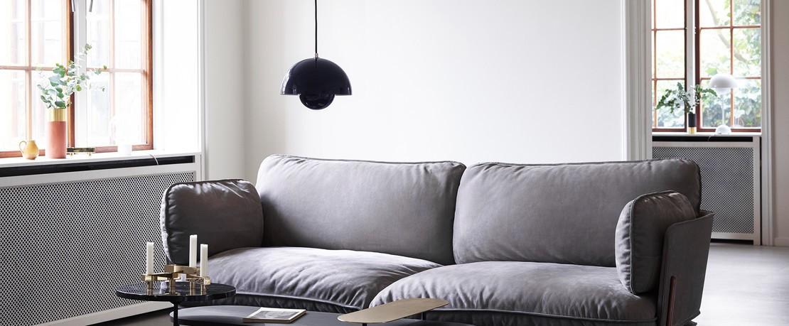 FlowerPot LouisPoulsen Designklassiker Übersichtsseite Presenter