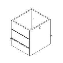 Moormann - FNP Shelf System Drawer h:34cm