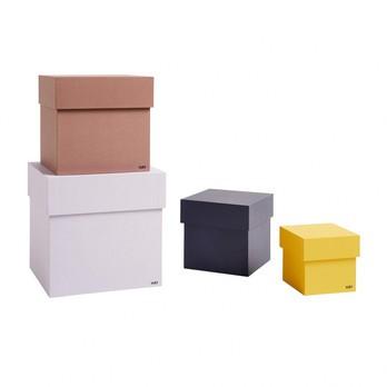 HAY - Box Box Aufbewahrungsbox 4er-Set