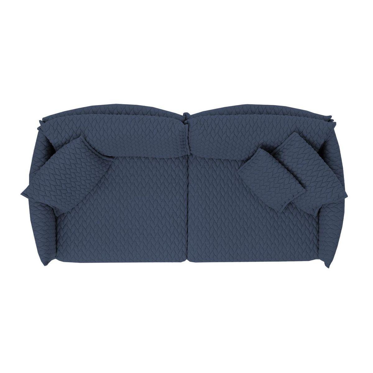 gentry 2 sitzer sofa moroso. Black Bedroom Furniture Sets. Home Design Ideas