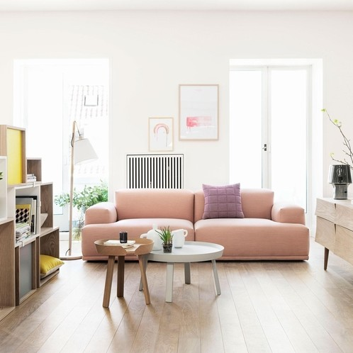 Muuto - Connect Lounge 2-Sitzer Sofa
