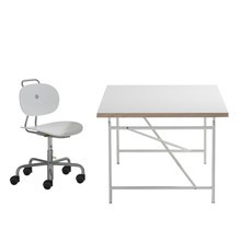 Richard Lampert - Eiermann Kid's Desk + Turtle Kid's Chair