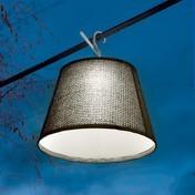 - Tolomeo Paralume LED-Pendelleuchte mit Haken -