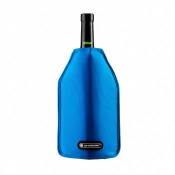 Le Creuset - Le Creuset WA 126 Aktiv Weinkühler  - blau marseille