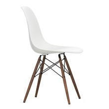 Vitra - Eames Plastic Side Chair DSW Ahorn dunkel