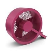 Stadler Form - Q Fan Bodenventilator - pink beere/43x36x15cm/3 Leistungsstufen